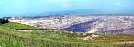 Miniera di carbone Immagine Stock Libera da Diritti