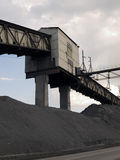Miniera di carbone Fotografia Stock Libera da Diritti