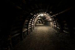 Miniera di carbone moderna Fotografie Stock