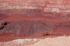 Miniera di ferro Immagine Stock Libera da Diritti