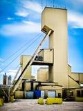 Miniera Uranium del lago cigar nel Canada Immagine Stock