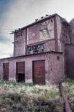 Miniere abbandonate di Alquife Fotografia Stock Libera da Diritti