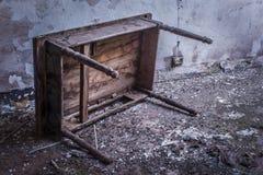 Miniere di Alquife abbandonate Tabella Fotografie Stock Libere da Diritti