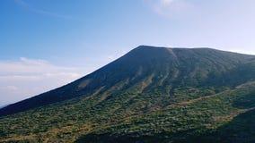 MiniFuji berg Royaltyfri Fotografi