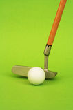 Minigolf Foto de Stock Royalty Free