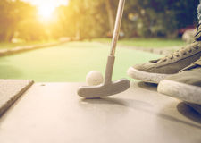 Minigolf Stock Photos