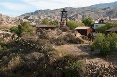 Minihollywood em Sierra Nevada fotos de stock