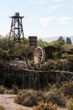 Minihollywood em Sierra Nevada Imagens de Stock Royalty Free