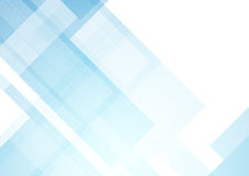 Minimal blue tech abstract background Royalty Free Stock Photography