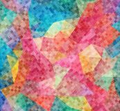 Minimal covers design. Cool triangle geometric gradients. Eps10 vector. royalty free illustration