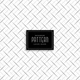 Minimal cross lines pattern background. Illustration Royalty Free Stock Image