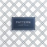 Minimal diamond shape line pattern background Stock Image