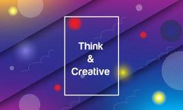 Geometric background, hexagonal, gradient, blue, pink and purple colors. Minimal geometric background, hexagonal, gradient, blue, pink and purple colors royalty free illustration
