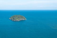 Minimal Island Royalty Free Stock Image