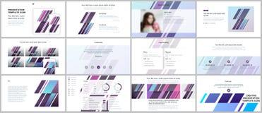 Minimal presentations, portfolio templates. Simple elements on white background. Brochure cover vector design. royalty free illustration