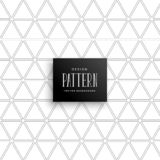 Minimal triangle repetitive pattern design. Vector royalty free illustration