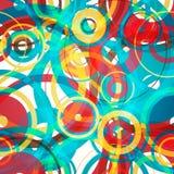 Minimale abstractie Stock Foto
