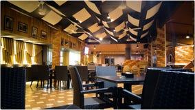 Minimalis φραγμών καφέδων Στοκ φωτογραφία με δικαίωμα ελεύθερης χρήσης