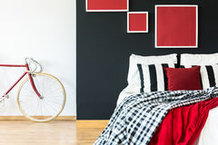 Minimalism and elegance. In modern and simple interior Royalty Free Stock Photography