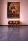 Minimalism en Muurschilderijen voor Binnenlands Decor Stock Foto
