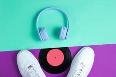 minimalism Musikv?n arkivfoton