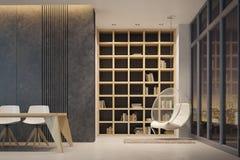 Minimalism style interior Stock Photo