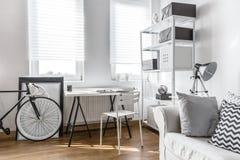 Minimalist arrangement design Royalty Free Stock Image