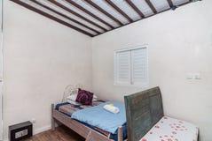 Minimalist Bedroom Villa Stock Images