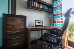 Minimalist home office design Royalty Free Stock Photos