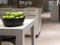 Minimalist Kitchen Stock Photo