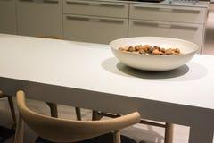 Minimalist Kitchen Stock Photography