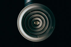 Minimalist luftlufthål Arkivfoton