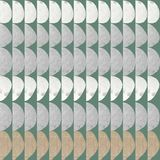 Minimalist Modern Printable Geometric Nordic Art royalty free illustration