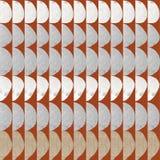 Minimalist Modern Printable Geometric Nordic Art stock illustration