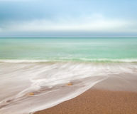 Minimalist seascape Royalty Free Stock Photo