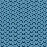 Minimalistic  blue scale pattern Stock Images