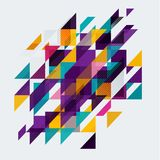 Minimalistic Design, Creative Concept, Modern Diagonal Abstract Background Geometric Element Royalty Free Stock Images