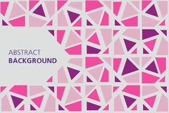 Colorful abstract background. Minimalistic design, creative concept, modern diagonal abstract background, Geometrical abstract background Royalty Free Stock Photo