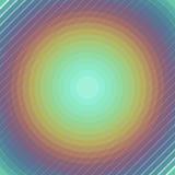 Minimalistic design med cirklar, diagonallinjer Geometriska former som bildar abstrakt härlig bakgrund perfekt Royaltyfria Foton