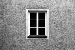 Minimalistic-Fenster Lizenzfreies Stockfoto