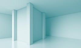 Minimalistic Interior Design Royalty Free Stock Photos