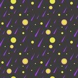 Minimalistic przestrzeni wzór Zdjęcia Stock