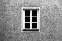 Minimalistic window Royalty Free Stock Photo