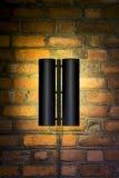 Minimalisticlamp Royalty-vrije Stock Fotografie