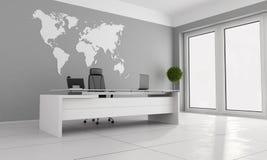 minimalistyczny biuro Obraz Stock