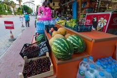 Minimarket. Turkey Stock Photo