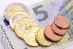 Minimilön för euro 8,84 i Tyskland Arkivfoton