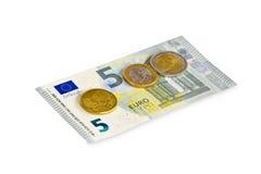 Minimum wage Stock Photography