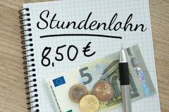 Minimum Wage Stock Images