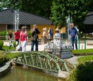 Free Minimundus In Klagenfurt, Austria Stock Image - 34362951